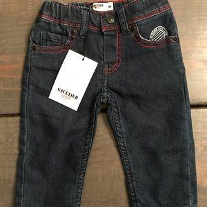 Gaultier Bebe: Junior Gaultier Jeans Sz 6 Months